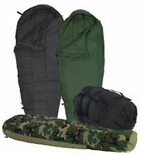 USGI Modular Sleep System Woodland Camo Sleeping Bag US Military 4 pc system GD