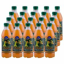 """Ostlers Raw Kosher Cloudy Apple Cider Vinegar with """"The Mother"""" 20 x 500ml"""