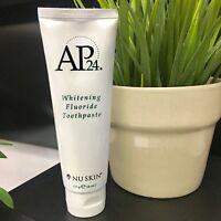 NU SKIN AP-24 NUSKIN AP24 Toothpaste Whitening Fluoride 110g /4oz New Authentic
