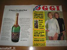 OGGI 1974/35=ALICE ELLEN KESSLER=URSULA ANDRESS=LANDO BUZZANCA=REMO BRINDISI=