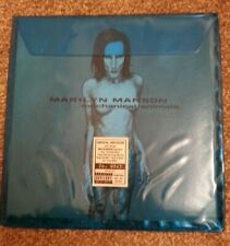 Marilyn Manson Mechanical Animals UK tour edition with comic book