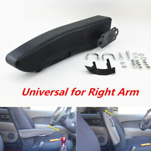 Universal Car Truck Right Armrest Arm Console Support Custom Clamp/Drilling Fit