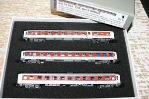 SH L.S. Models 79 053 Personenwagen Set 2 CNL Sirius DB AG Sp N