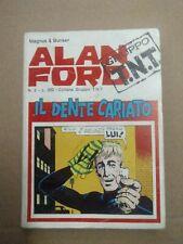 ALAN FORD - Il Gruppo T. N. T. Ristampa N.ro 2  Giugno 1973 OTTIMO +++++