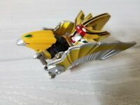 Power Rangers Wild Force BANDAI Power Animal GAO YELLOW EAGLE Zord Gaoranger B
