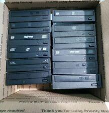 Lot of 12 SATA DVD/RW Disc Drives DVD DVDRW Burner Optical Drive LightScribe