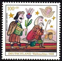 2023 postfrisch BRD Bund Deutschland Briefmarke Jahrgang 1998