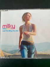 Milky | Single-CD | Just the way you are (3 versions, 2002)