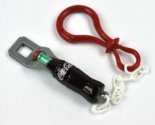 COCA-COLA COKE USA Miniatura bottiglia con giocattolo Apribottiglie moschettone
