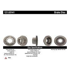 Centric Parts 121.65141 Rear Disc Brake Rotor