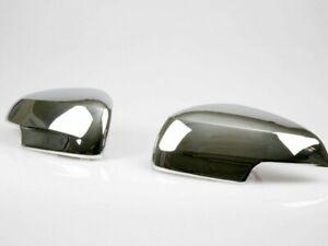 Chrome Door Mirror Covers For Jaguar XF X250 2008-2009