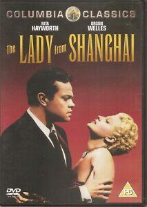 The Lady From Shanghai - Orson Wells Rita Hayworth - DVD