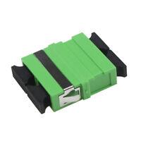 10pc SC APC SM Duplex Fiber Optic Adapter SC-SC Single/multi Mode Flange Coupler