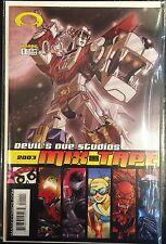 Devil's Due Mix Tape 2003 VF 1st Print Free UK P&P Image Comics