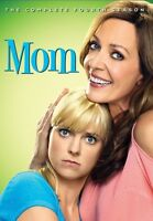 MOM - COMPLETE SEASON 4 -  DVD - UK Compatible - New sealed