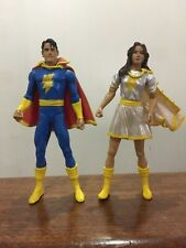 DC Direct Captain Marvel Jr. and Mary Marvel