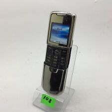 Nokia 8800 Classic - Silver (Unlocked) Cellular Phone AJ108