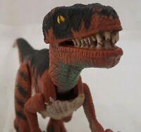 Jurassic Park Series I Velociraptor Raptor Dinosaur JP 03 Original 1993 Kenner