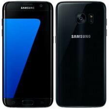 Samsung Galaxy S7 Edge double SIM 32 Go-Black Onyx (Débloqué) Immaculate Condition