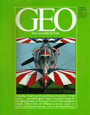 GEO Magazin Nr.5   Mai/05/1982*