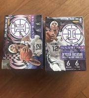 Lot Of 2 2019-20 Panini Illusions Basketball NBA Blaster Sealed Box