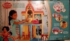 New Disney Elena of Avalor Royal Castle of Avalor 3' Playhouse 20 Accessories