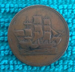 Ships, Colonies, and Commerce Coin Token