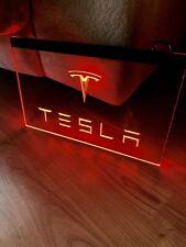 Tesla Led Neon Light Sign 8x12