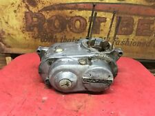 Bultaco Sherpa T 350 Model 191 Engine Bottom End Crank Case Transmission