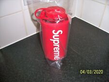 Supreme/Nalgene 32 oz. Bottle Red BNWT Ships World Wide