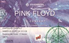 ticket billet used stub place concert PINK FLOYD 1994 PARIS