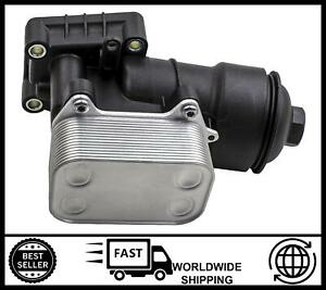 Oil Filter Housing (With Engine Cooler) FOR Seat Skoda Fabia 03P115389A