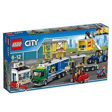 LEGO ® City 60169 Fret Terminal Nouveau neuf dans sa boîte _ 60169 Cargo Terminal NEW En parfait état, dans sa boîte scellée Boîte d'origine jamais ouverte