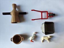 Kit Playmobil accessoires et animaux de la ferme
