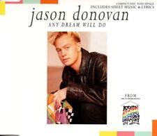 JASON DONOVAN - ANY DREAM WILL DO     *CD SINGLE*