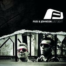 FUSI & JOHNSON - JUST DO IT  CD NEW+