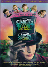 New ListingCharlie and the Chocolate Factory (Dvd, 2005)