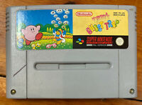 2081 Kirby's Ghost Trap  Nintendo SNES Game - Cart Only + Free Postage