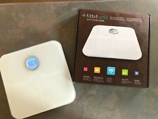 Fitbit Aria WiFi Smart Scales - Good Condition - Free Postage