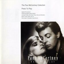 The Paul McCartney Collection-Press To Play CD [NEW]