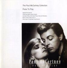 The Paul McCartney Collection - Press To Play (1993) CD BONUS TRACKS