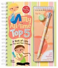 My All-Time Top 5 : Make the Lists of Your Life (2008, Mixed Media / Book, Othe…