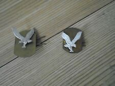 ARMY AIR CORPS OR'S COLLAR BADGES BRITISH ARMY ISSUE
