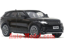1:64 LCD Models 2017 Land Rover Range Rover Velar Black