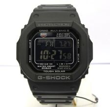 CASIO G-SHOCK GW-M5610-1BER Mens SOLAR Watch GWM5610-1BER, Black NEW