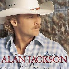 Drive by Alan Jackson (CD, Jan-2002, Arista)