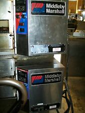 Middle Be Marshal Electric Pizza Oven, Double, 3 Ph, Complete 900 Items On E Bay