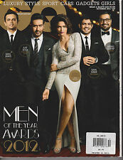 GQ MAGAZINE INDIA MEN OF THE YEAR AWARDS OCT'12, LUXURY STYLE SPORT CARS GADGETS