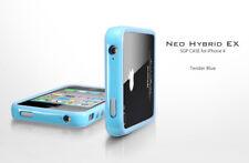 Spigen Case Bumper Neo Hybrid EX for iPhone 4 Tender Blue