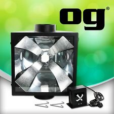 "og Vertical Lamp air cool hood 8"" Hydroponic Grow Light for Grow Lab Tent Room.."
